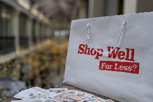 Shop well for less is back