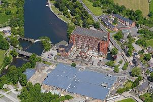 FI Real Estate Management has submitted a planning application to Amber Valley Borough Council for an ambitious transformation of the Belper Mills complex.