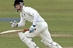 Cameron Bancroft in action for Denby.