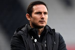 Frank Lampard will need to juggle his squad around to prevent fatigue.