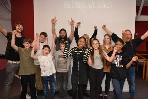 Amber Valley young carers ready to rock the world after music project