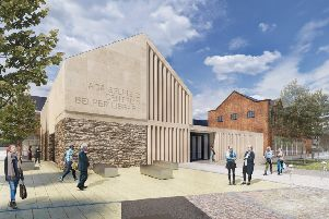 How Belper's former Thorntons factory will be transformed