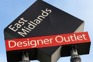 East Midlands Designer Outlet.