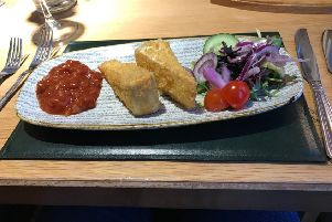Food review: What our reviewer made of pub at Derbyshire golf centre