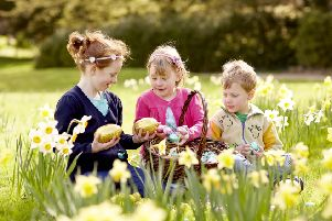 Easter at Chatsworth.