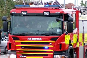 Firefighters are being kept busy in the the hot and dry weather.