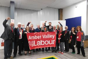 LOCAL ELECTIONS 2019: Labour seizes back control of Amber Valley Borough Council from the Conservatives