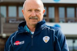 Derbyshire head of cricket Dave Houghton remains positive after narrow defeat