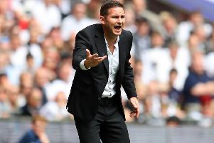 Frank Lampard looks set to move to Chelsea.