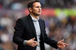 Frank Lampard is Chelsea's new head coach.