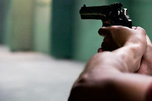 The number of legally-held guns in Derbyshire is on the rise, new figures show.