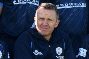 Derbyshire coach Dominic Cork