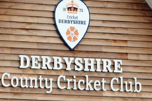 Derbyshire have signed Harry Podmore from Middlesex.