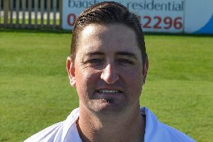 Derbyshire County Cricket Club, pictured is Daryn Smit