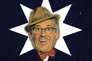 Comedy star Count Arthur Strong is at Derby Theatre this November