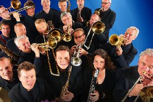 Treat in store at Derby Theatre later this year when BBC Big Band pays a visit