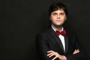 Star pianist Maxim Kinasov to give recital next month in Duffield