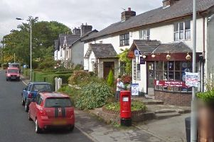 A 47-year-old Post Office worker has been ambushed and tied up by robbers in a raid on Clifton Post Office in Preston Old Road yesterday morning (September 18)