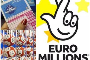 One UK ticket-holder has won the 170 million - is it you?