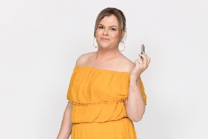 Daniella Schofield, of South Shore, says being a sales leader for Avon has saved her financially'Photo supplied by Avon