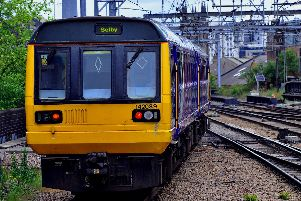Pacer trains are to remain in service into 2020