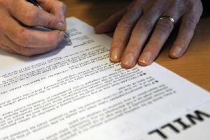 Appointments to make a will using a charity scheme are filling up fast in Blackpool, local solicitors have warned