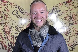 Ice skating star Dan Whiston