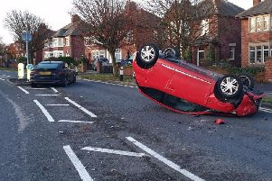 Picture by Lancashire road police