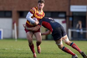 Tom Roebuck is set for a second Fylde appearance after his try-scoring debut