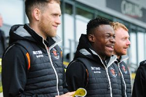 Harry Pritchard, Marc Bola and Chris Taylor are among three of the players to have left Blackpool in recent months