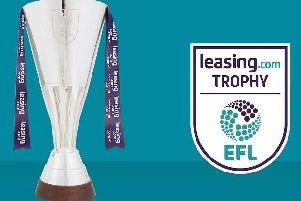 The draw for the second round of the EFL Trophy will take place next Saturday