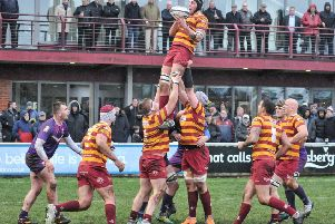 Fylde defeated Loughborough Students last time out