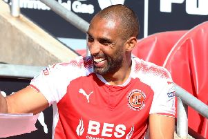 Nathan Pond spent 15 years with Fleetwood Town