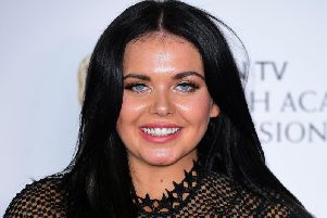 Scarlett Moffatt shot to fame after appearing on Googlebox and I'm A Celebrity and will be turning on Blackpool Christmas lights