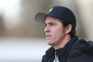 Joey Barton has named his predicted Blackpool line-up ahead of his side's trip to Bloomfield Road this weekend.