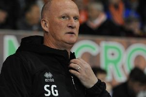 Simon Grayson has been happy with Blackpool's recent home form