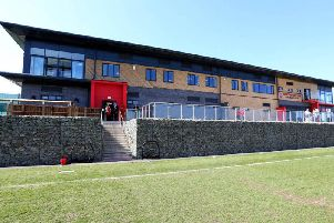 The reserve fixture kicks off at 1pm at Fleetwood's Poolfoot Farm training ground