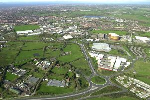 The Blackpool and Fylde Industrial Estate