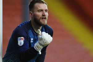 Jak Alnwick will be out of contract with Rangers next summer
