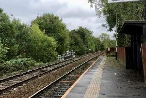 Work to replace train tracks will continue