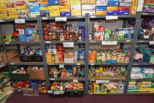 What are your views on foodbanks in today's society?