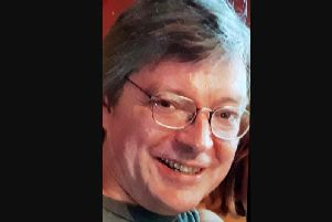 Poulton man Simon Morris, 51, was found dead on a mud bank in the River Wyre at around 11am on Thursday, December 19, 2019, after vanishing at around 6pm on December 7, 2019 (Picture: Lancashire Police)