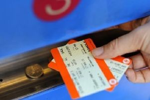 Thomas Ingram, 36, of North Shore, is accused of faking tickets for delayed and cancelled trains to claim more than 150,000 in compensation from rail companies