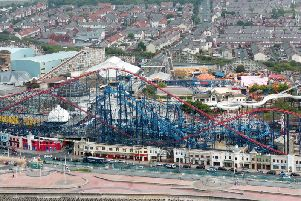 Blackpool Pleasure Beach is set to recruit 1,000 people for the summer