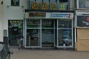Eden One, in Queen Street, Blackpool town centre (Picture: Google)