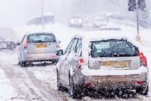 With winter now in full swing, the North West is experiencing a mixture of weather conditions, unsettled at times, with snow on the horizon.