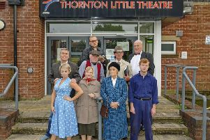 Windmill Players ahead of a recent production