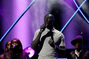 Godfather of the UK rap scene, Stormzy will play Liverpool later this year. Picture: Tristan Fewings/Getty Images