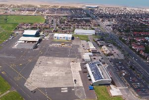 Blackpool Airport Enterprise Zone looks set for a year of planning and feasibility studies which could define its future