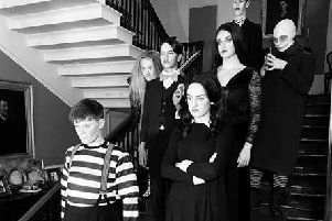 AKS are performing The Addams Family Musical Comedy